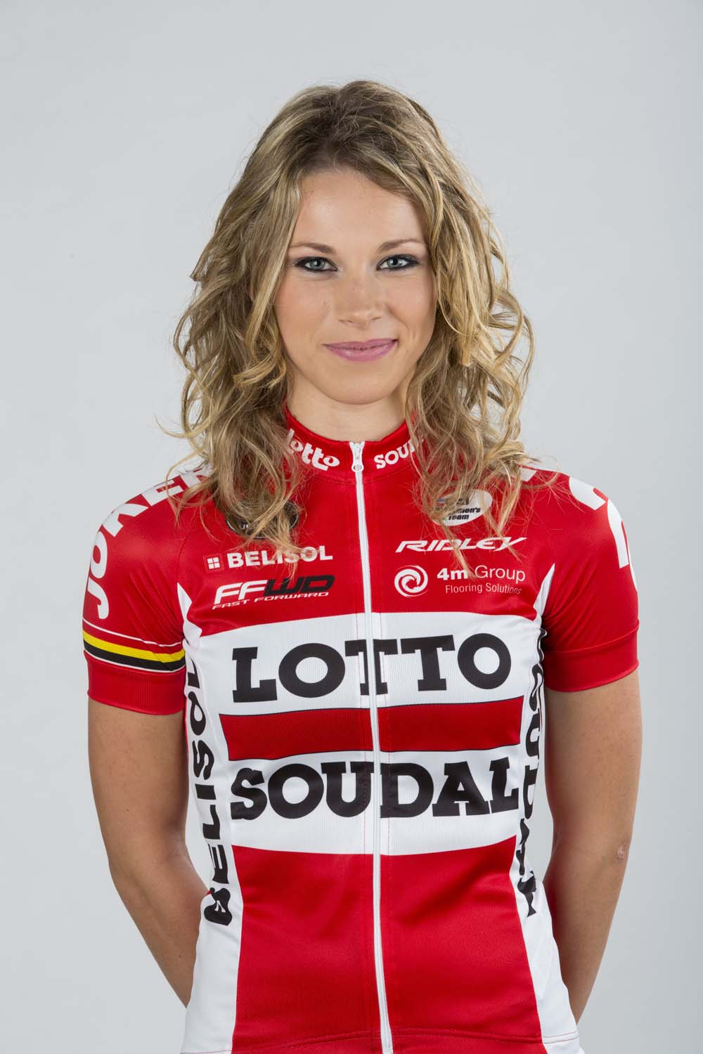 Cycling: Team Lotto-Soudal 2015